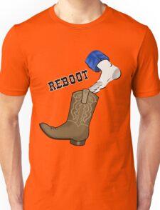ReBOOT Unisex T-Shirt