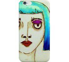 Technicolor Zelda iPhone Case/Skin