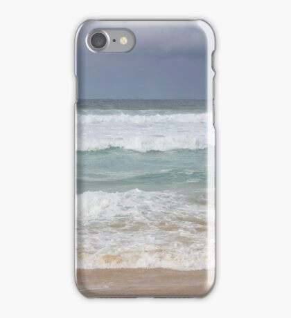 Beautiful Ocean Beach Dress iPhone Case/Skin