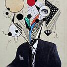 mr paradox by Loui  Jover