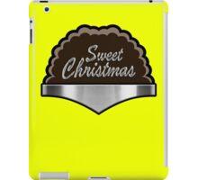 Sweet Christmas Bullet Proof Hero For Hire Super Hero  iPad Case/Skin