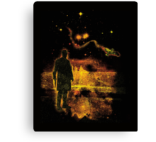 the sky in me Canvas Print