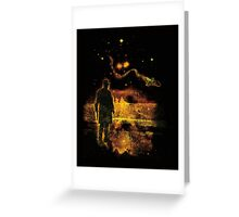 the sky in me Greeting Card