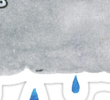 Cloud Pee? Sticker