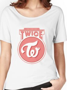 TWICE strawberry Women's Relaxed Fit T-Shirt