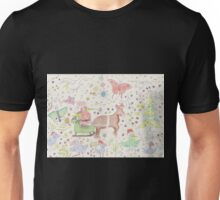 Kiwi christmas colour Unisex T-Shirt