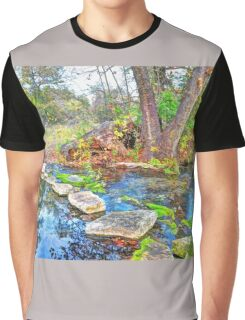 Stepping Stones Graphic T-Shirt