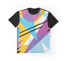 80s Style Retro Fashion Graphic T-Shirt