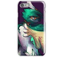 Decidueye iPhone Case/Skin