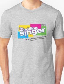 The Wedding Singer - Cast Shirts Unisex T-Shirt