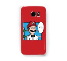 One Punch-Out Man Samsung Galaxy Case/Skin