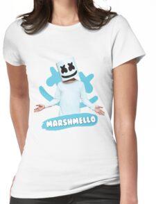 DJ Marshmello Womens Fitted T-Shirt