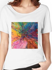 Jeweled Ascent Women's Relaxed Fit T-Shirt