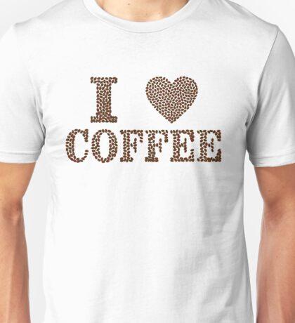 A Love Coffee Unisex T-Shirt