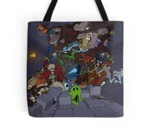 Welcome to the crypt Tote Bag