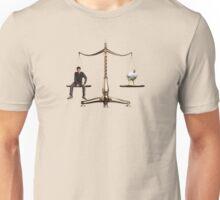 Animal Equality- Scale Unisex T-Shirt