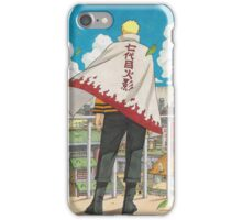Naruto - Hokage iPhone Case/Skin