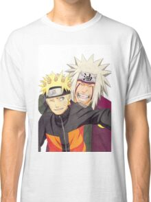Naruto and Jiraya Classic T-Shirt