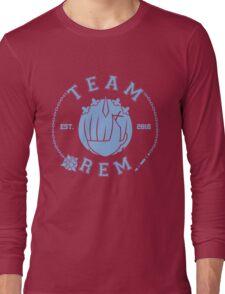 Team Rem Long Sleeve T-Shirt