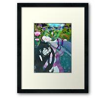 Ophelia's Torment  Framed Print