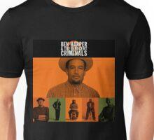 BEN HARPER AND THE INNOCENT CRIMINALS Unisex T-Shirt