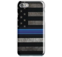 Honor the Blue iPhone Case/Skin