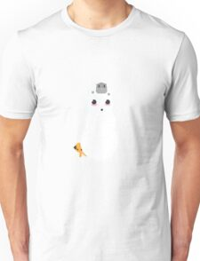 Frosty Kittens Unisex T-Shirt