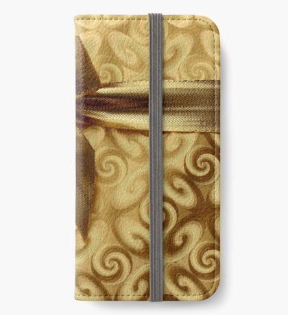 Gift Box iPhone Wallet/Case/Skin