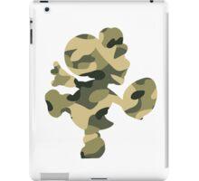 Camo Yoshi iPad Case/Skin