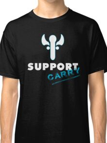 Support Carry - League of Legends LOL Classic T-Shirt