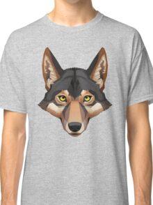 Wolf Portrait Classic T-Shirt