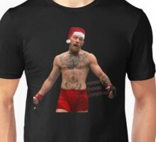 Conor Mcgregor Christmas Words Unisex T-Shirt