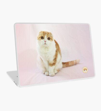 Waffles Pink Laptop Skin