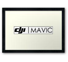 Dji Mavic Framed Print