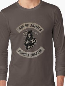 Sons of Anfield - Florida Chapter Long Sleeve T-Shirt