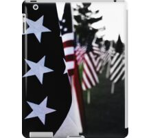 The Red The White and Blue iPad Case/Skin