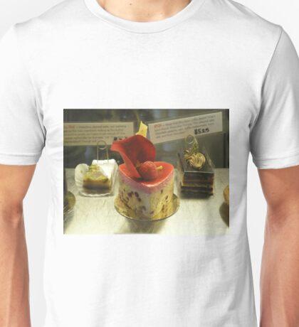Oooh la la Dessert Unisex T-Shirt