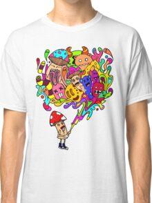 Mushroom Jizz Classic T-Shirt