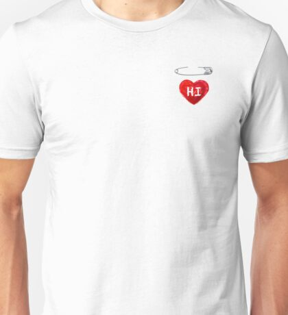 STEAL THIS HEART / SHARE THIS HEART Unisex T-Shirt