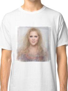 Amy Schumer Portrait Classic T-Shirt