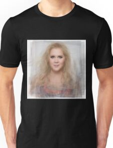 Amy Schumer Portrait Unisex T-Shirt