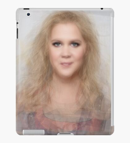 Amy Schumer Portrait iPad Case/Skin