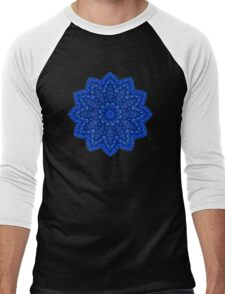 Happi Mandala 13 Men's Baseball ¾ T-Shirt