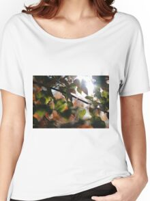 Fall Leaves IV Women's Relaxed Fit T-Shirt