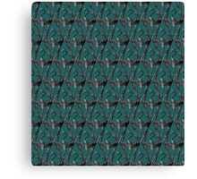 Skyrim Pattern :) Canvas Print