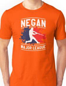 Negan Major League Baseball Lucille Walking Dead Unisex T-Shirt