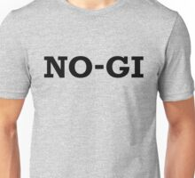 No-Gi Grappling Unisex T-Shirt