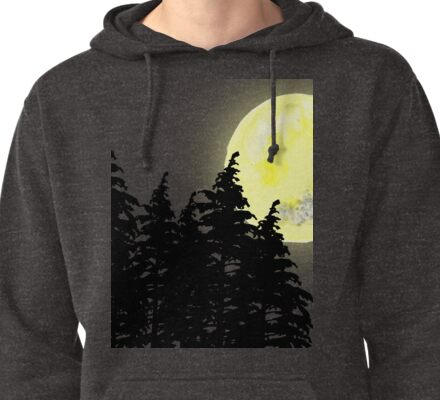Outdoorsy Pullover Hoodie