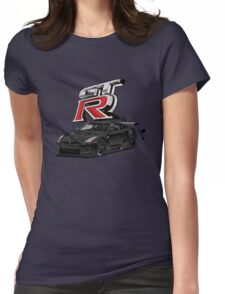 GTR R35 Womens Fitted T-Shirt