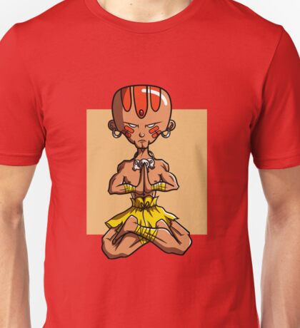 Dhalsim - Street Fighter II Unisex T-Shirt